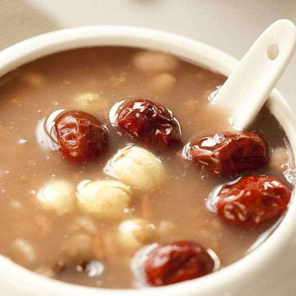 红枣莲子粥的做法